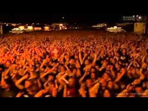 Nightwish - Sahara (Live At Wacken 2008)