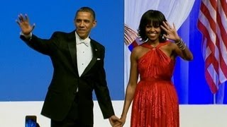 Michelle Obama Dress by Jason Wu Shines at First Couple