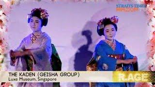 Is a geisha