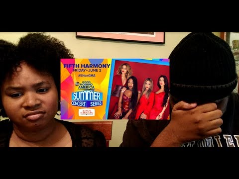 Fifth Harmony - #5H3 - Like I'm Gonna Lose You (Meghan Trainor Cover) - REACTION