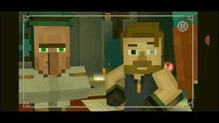 minecraft story mode season two/capitulo #4 armadura de magnus