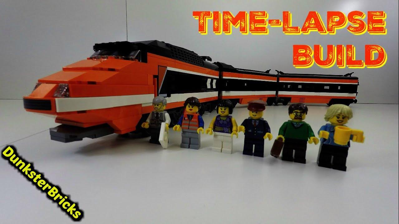 how to build a train set