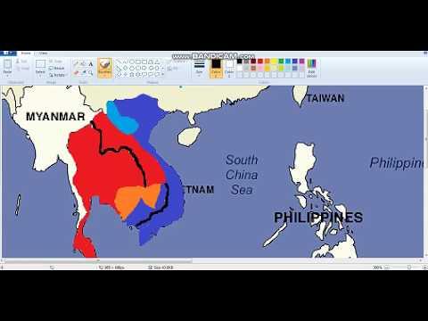 east war South asian