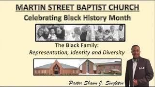 February 28, 2021 Sunday Morning Worship from Martin Street Baptist Church