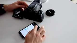 Nikon P900 WiFi Transfer @ ClubulFoto.com