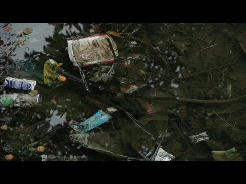 Water Pollution in China - The Toll of Unchecked Economic Development