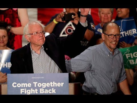 BREAKING: Bernie Hires Two Anti-Establishment Influencers To Top Positions