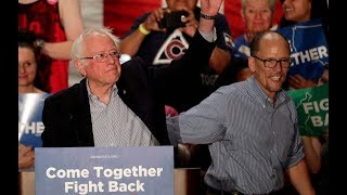 BREAKING: Bernie Hires Two Anti-Establishment Influencers To Top Positions thumbnail