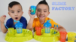 Making Slime With the Slime Factory Ckn Toys