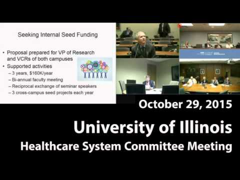 Illinois Partnership for Ophthalmology Engineering