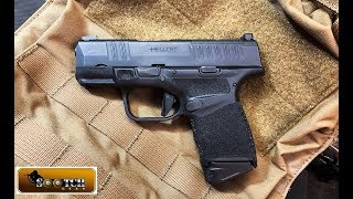 Springfield Armory Hellcat Micro Compact Pistol Review