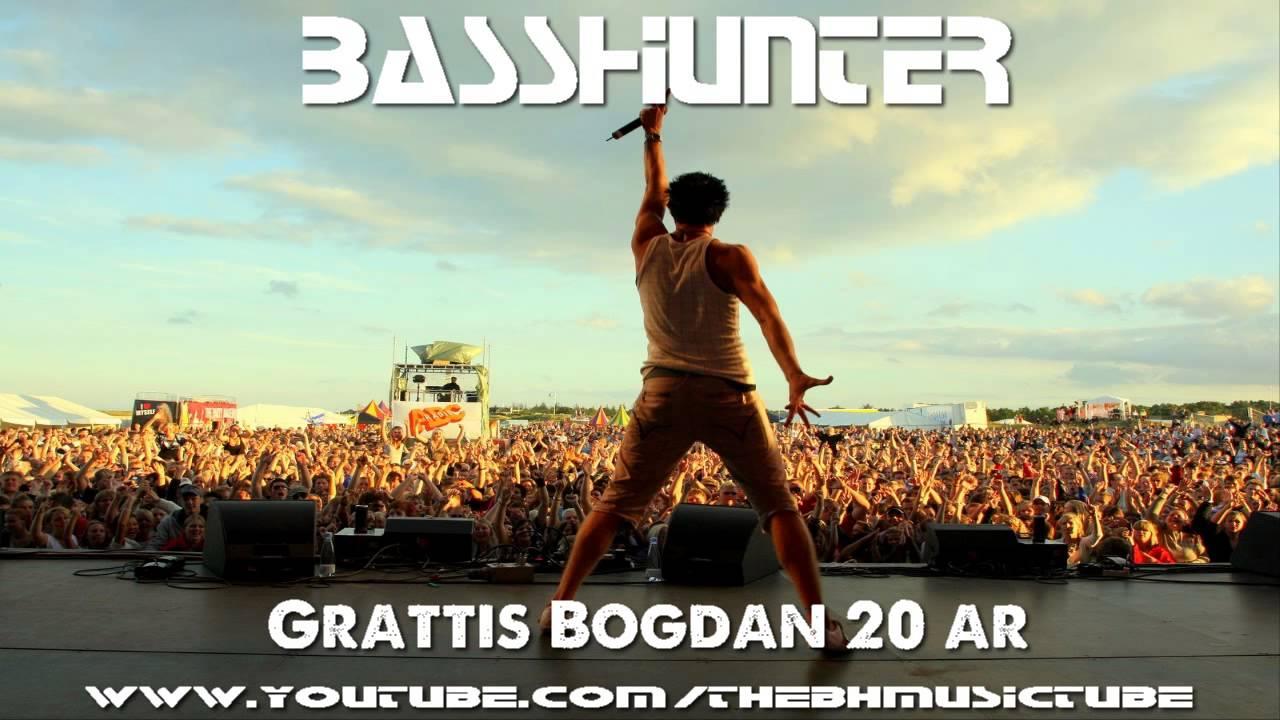 grattis youtube Basshunter   Grattis Bogdan 20 år [Exclusive]   YouTube grattis youtube