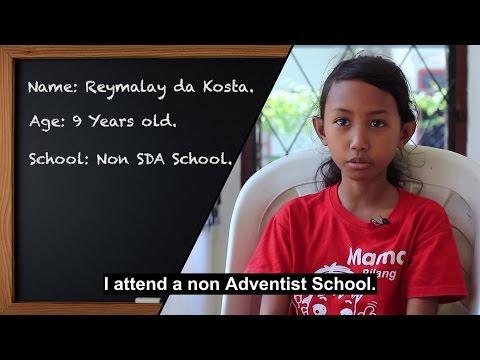 We need a Adventist School in Timor-Leste