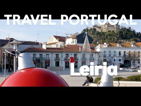 Discover PORTUGAL // Leiria // Central Portugal 4K