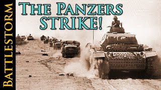 THE PANZERS STRIKE | BATTLESTORM Operation Crusader Part 8