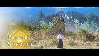 Ashitaka and San / Princess Mononoke (もののけ姫より「アシタカとサン」) ( Shakuhachi / Piano cover )