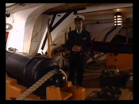 A Tour of HMS Victory From VHS tape 1993