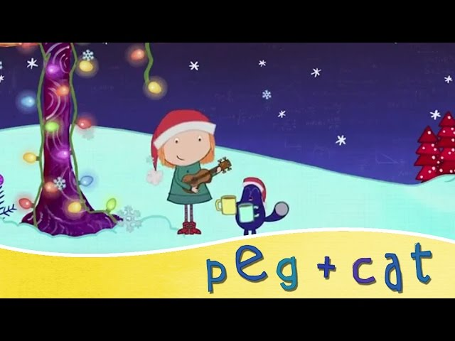 Peg + Cat - Best Christmas Presents Ever!