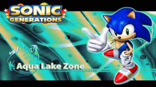 Aqua Lake Zone: Modernized (Sonic Generations)