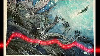 #2 The Mermaid - Ethiliel Gautier - Creepyctober (by Charl' Wolf)