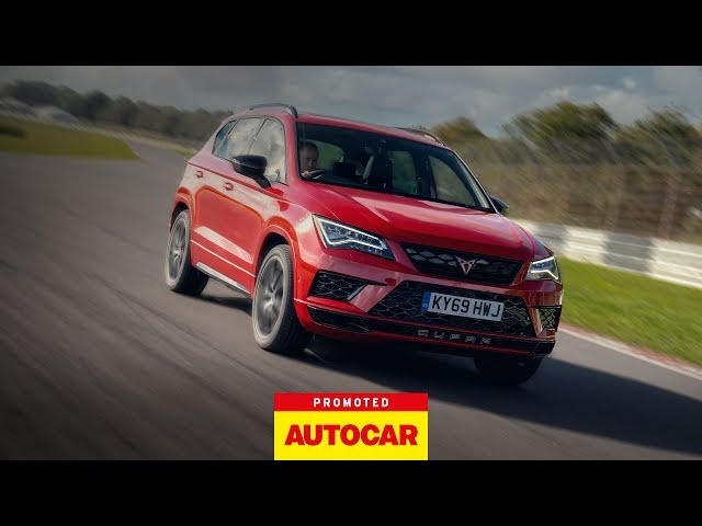 Promoted | Hands-on with the CUPRA Ateca | Autocar