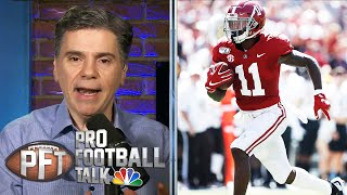 PFT Draft: Isaiah Simmons, Henry Ruggs among most intriguing picks   Pro Football Talk   NBC Sports