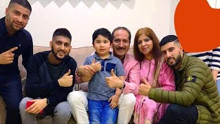 Surprising A Fan | Special Invite to meet Baby Zayan & Family