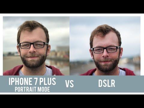 iPhone 7 Plus Portrait Mode VS DSLR - Which is Better?