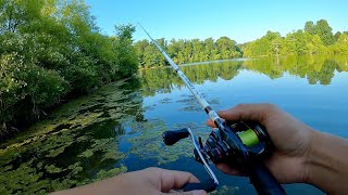 RISKY Fishing Challenge to REGAIN my Mojo!!! (You Won't Believe What I Did...)