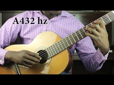 440 hz vs 432 hz  My Guitar Experiment