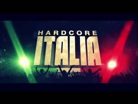 Hardcore Italia Megamix 2013