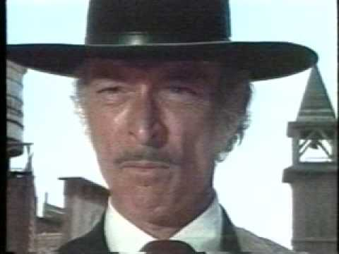 "Lee Van Cleef in ""Return of Sabata"""