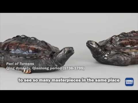 Metropolitan Museum of Art displays rare art treasures