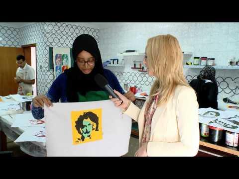 Albareh Silk Screen Printing Workshop