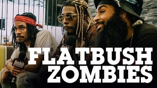 Flatbush Zombies SXSW Interview