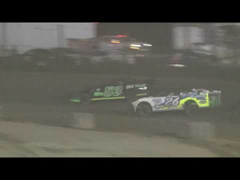 Genesee Speedway Street Stock Feature Topless Show 9-15-18