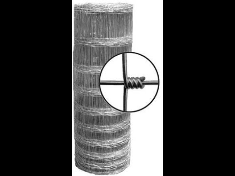 Farm Fencing Machine (Hinged Joint) for Poultry and Livestock *operational video*