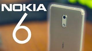Nokia 6 REVIEW | عوده نوكيا القويه