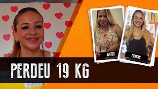 Como Junia perdeu 19kg usando o sistema Q48