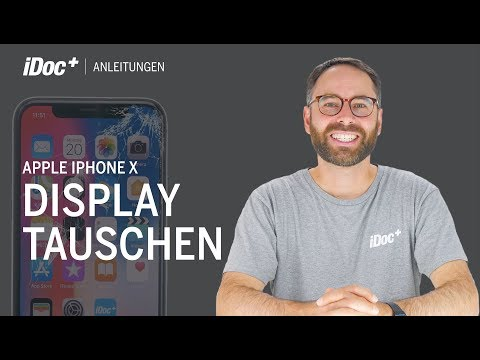 iPhone X – Display tauschen [Reparaturanleitung]