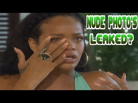 Rihanna Nude Photos pictures Leaked on internet