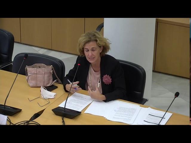 """Maite Pacheco: """"La incorporación de 118 trabajadores y trabajadoras sociales llega con retraso"""""""