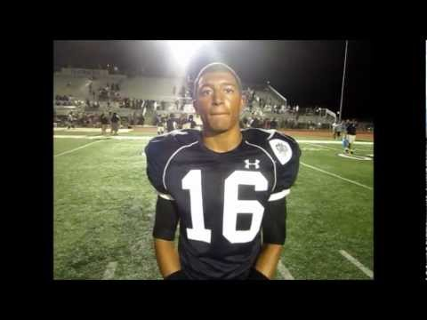 "MmSportsMedia ""Player of the Game"" Redlands HS CB/WR Walter Jones"