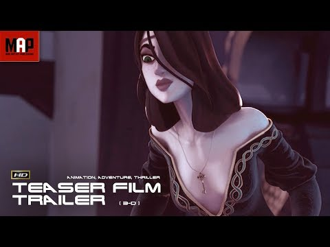 CGI 3D Animated Trailer YS - Sexy Fantasy Film Teaser by Supinfocom Rubika from YouTube · Duration:  1 minutes 6 seconds