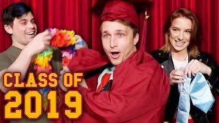 Surprising Shayne with a Graduation Ceremony (he cries)