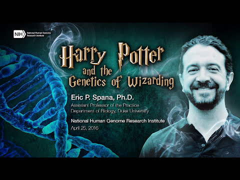 Harry Potter and the Genetics of Wizarding - Eric Spana