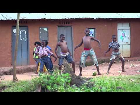 Viva africa by Eddy Kenzo dance video (by Galaxy African Kids)