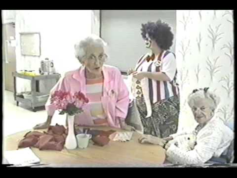 Marie Handy, WBRZ, 1991: Spotlight on Seniors - Second Jobs: Retired and Loving It Series