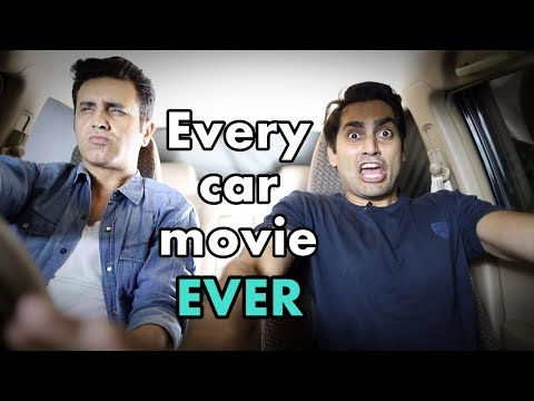 Every Car Movie Ever -By Danish Ali