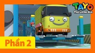 Tayo Phần2 Tập6 l Chỗ chơi mới! l Tayo xe buýt bé nhỏ l Phim hoạt hình cho trẻ em